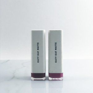 Katy Perry x Covergirl Lipstick Matte x2